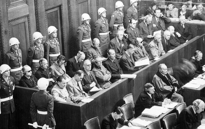 Полякам напомнили о Нюрнберге