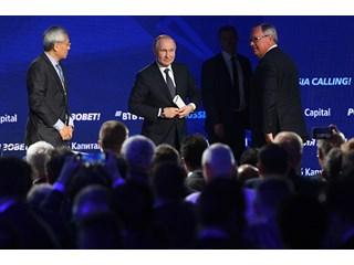Путин благодушен, а под кремлёвским ковром идёт борьба россия