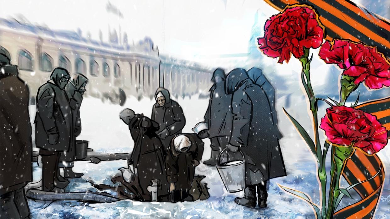 Читатели The Guardian вспомнили блокаду Ленинграда Общество
