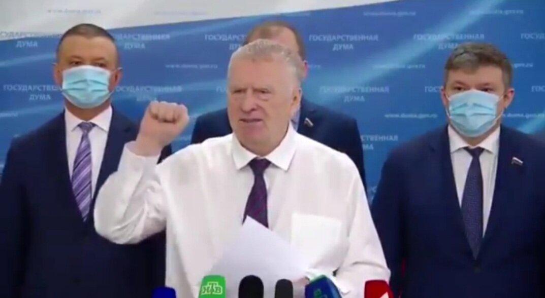 Хабаровск проснись - ЗА кого воюешь?
