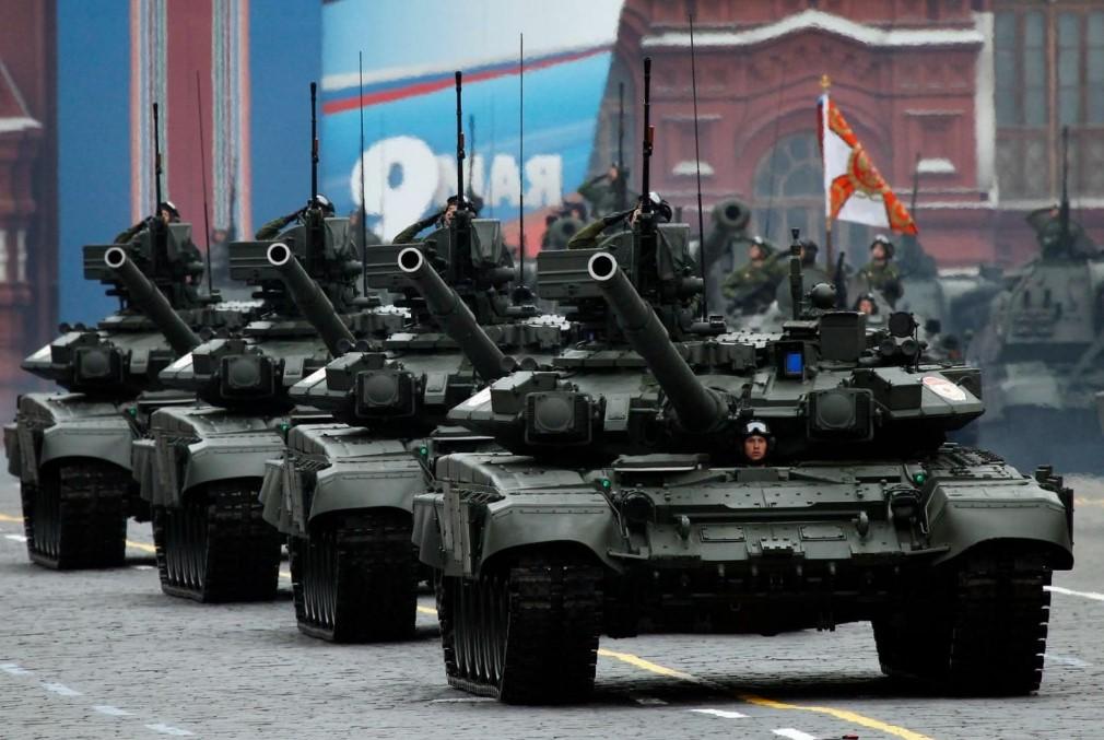 Bloomberg: ВС РФ достигли пика своей мощи Армия России,Россия,США