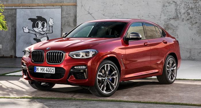 Новый BMW X4 получил ценник …