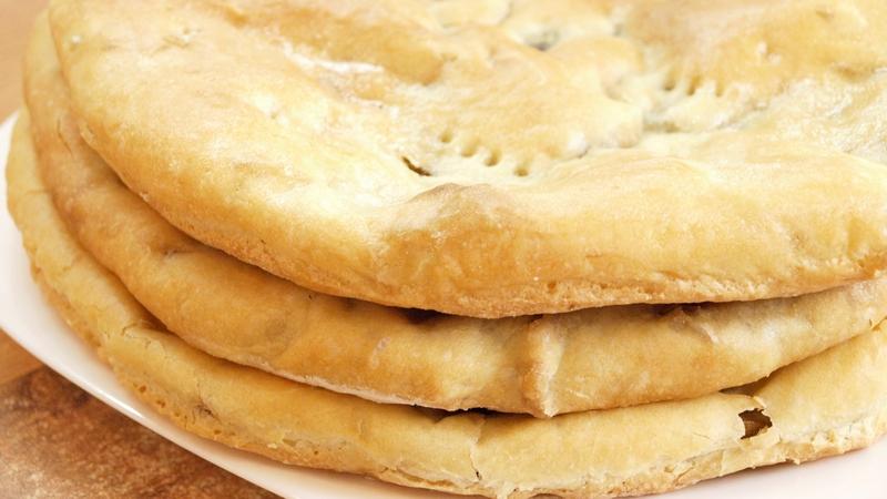 Осетинские пироги с картофелем и грибами - видео рецепт