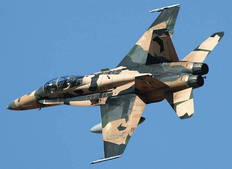 Морской удар: F/A-18 по-прежнему крут и актуален? ввс