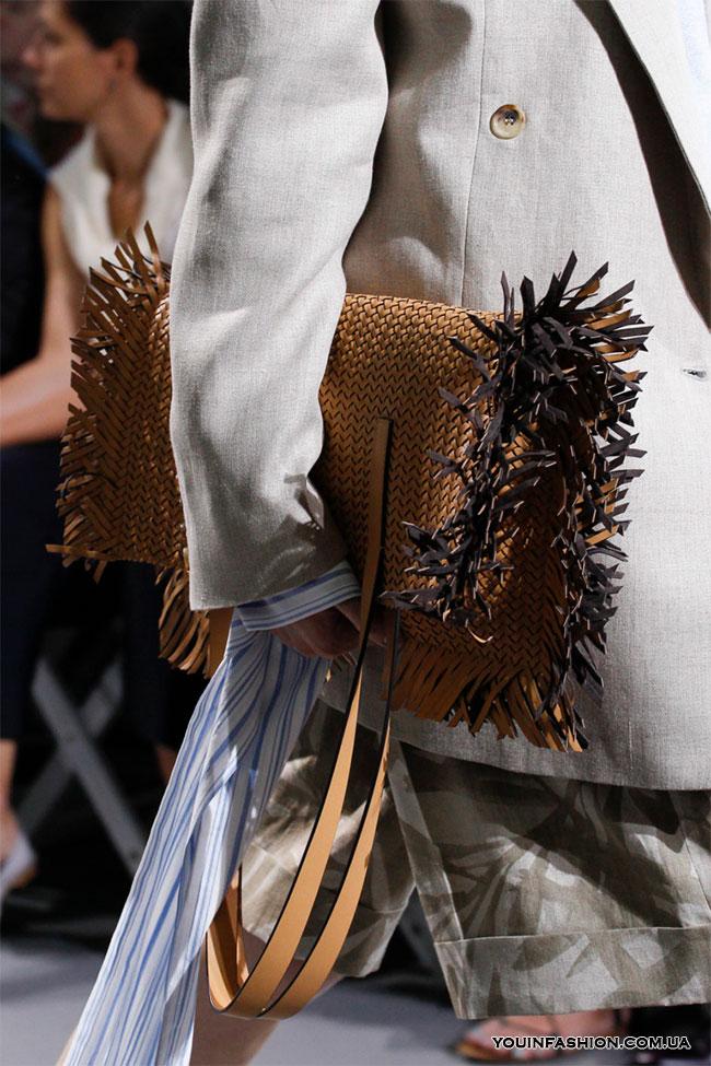 Модные сумки весна-лето 2018