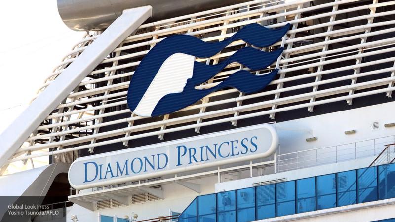 Эвакуированные с Diamond Princess граждане РФ прибыли в Казань