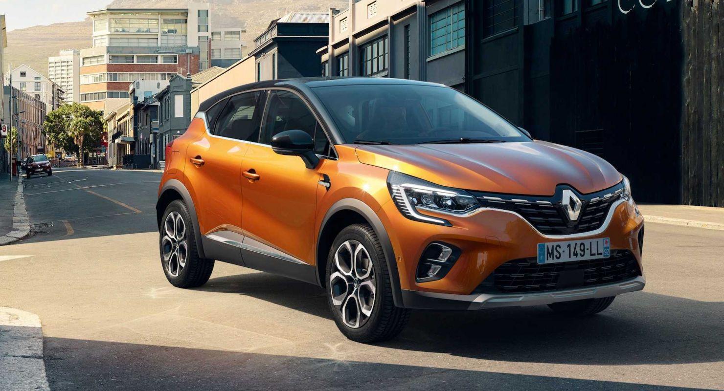 Renault готовит к выпуску 14 новых автомобилей Автоновинки