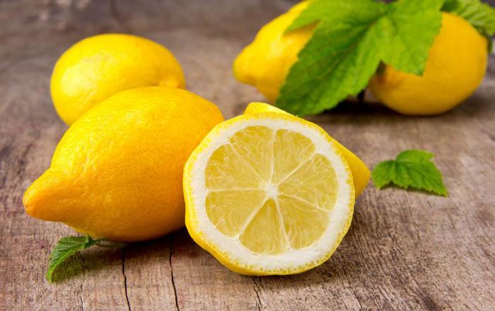 Лимоны против утренней тошноты