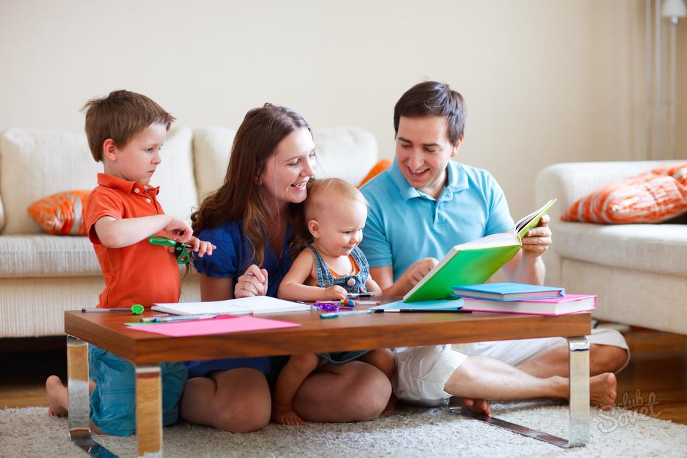сети интересные картинки о детях и семьях дели