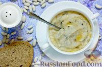 Фото приготовления рецепта: Паштет из фасоли, с мёдом и семенами льна - шаг №10