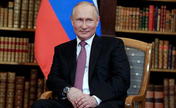 Факти : Россия вновь великая держава