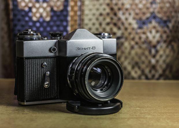 «Зенит» станет цифровым фотоаппаратом и появится в продаже в 2018 году