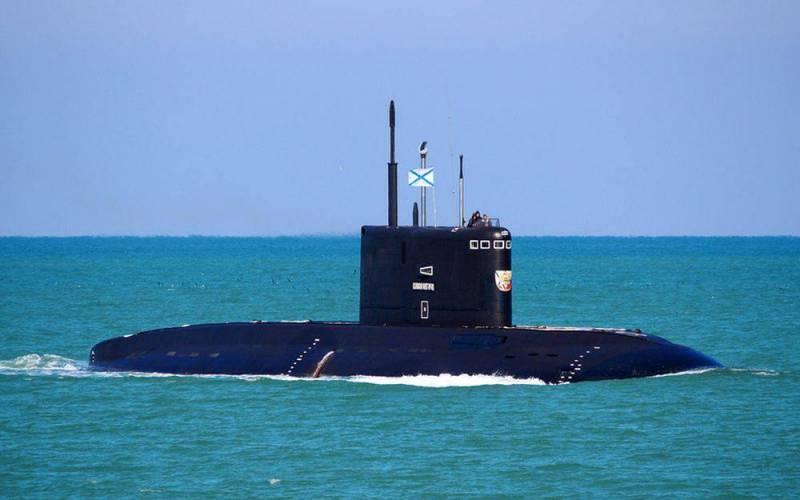 Россия сконцентрировала в Средиземном море крупнейшую группировку подлодок Новости