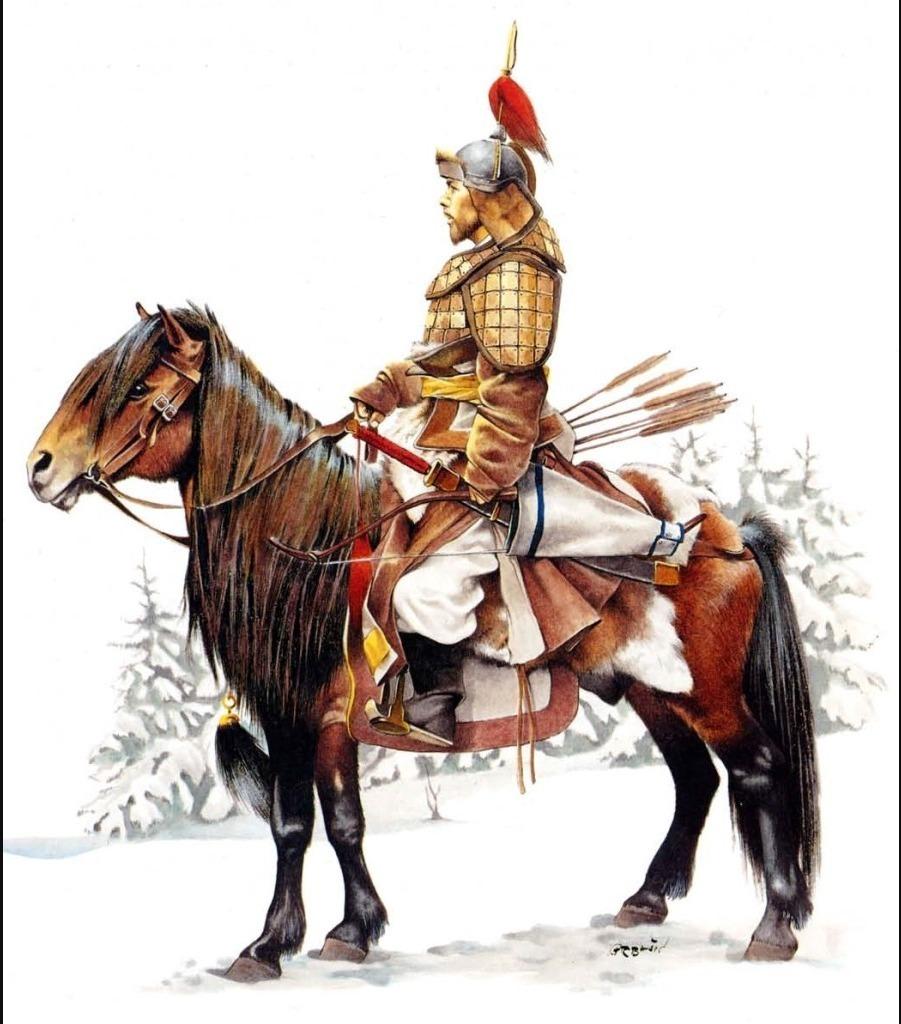 15 декабря 1256 года монгольская армия под командованием хана Хулагу начала штурм крепости Аламут.