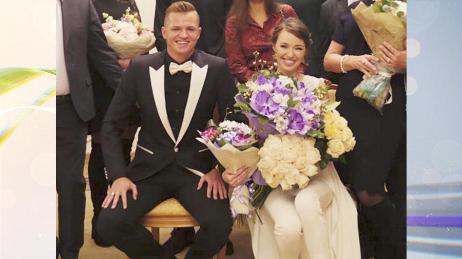 Дмитрий Тарасов женился, жену Андрея Аршавина сняли с самолёта, Николай Басков всё-таки женится, а Роза Сябитова переживает скандал с экс-супругом