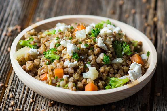 Не кашей единой. Как приготовить гречку: семь необычных рецептов блюда из круп,вкусные новости,кулинария,рецепты