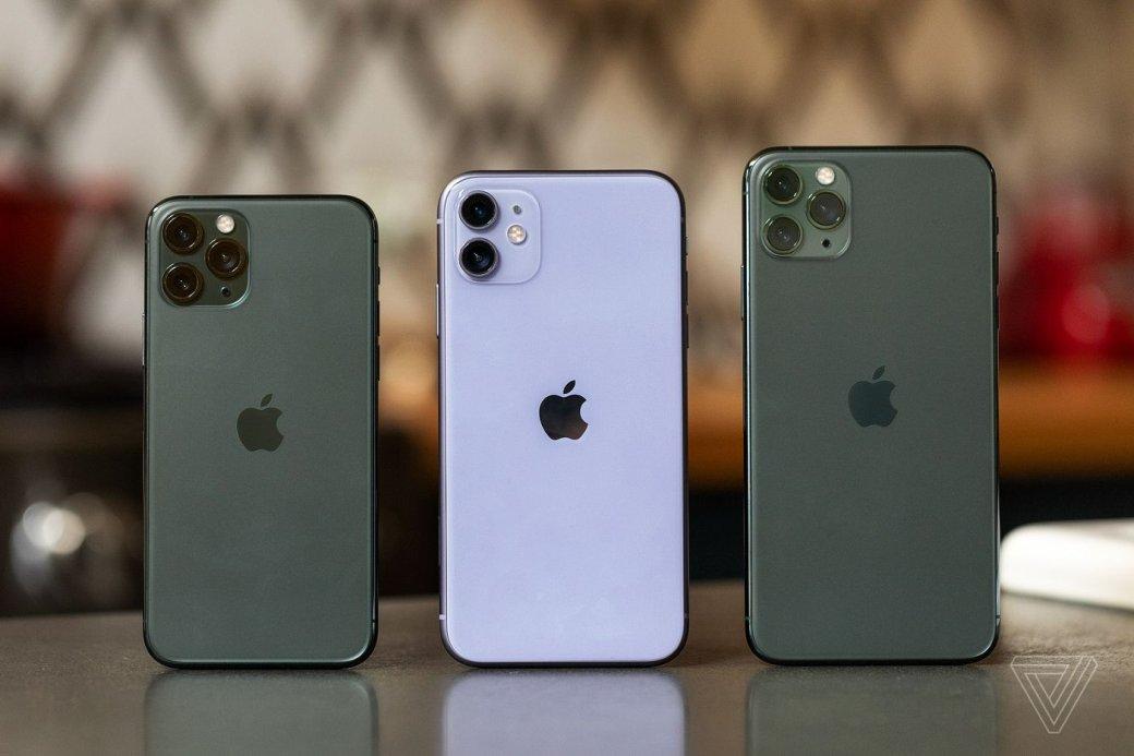 Появились первые обзоры iPhone 11: что журналисты говорят оновых флагманах Apple apple,мобильные телефоны,смартфоны,телефоны,электроника