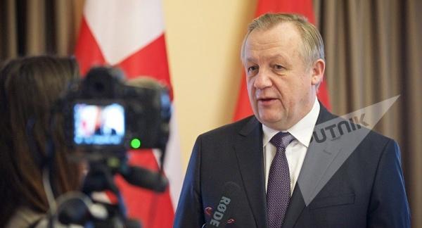 Белоруссия иГрузия хотят использовать порты Украины для взаимной торговли