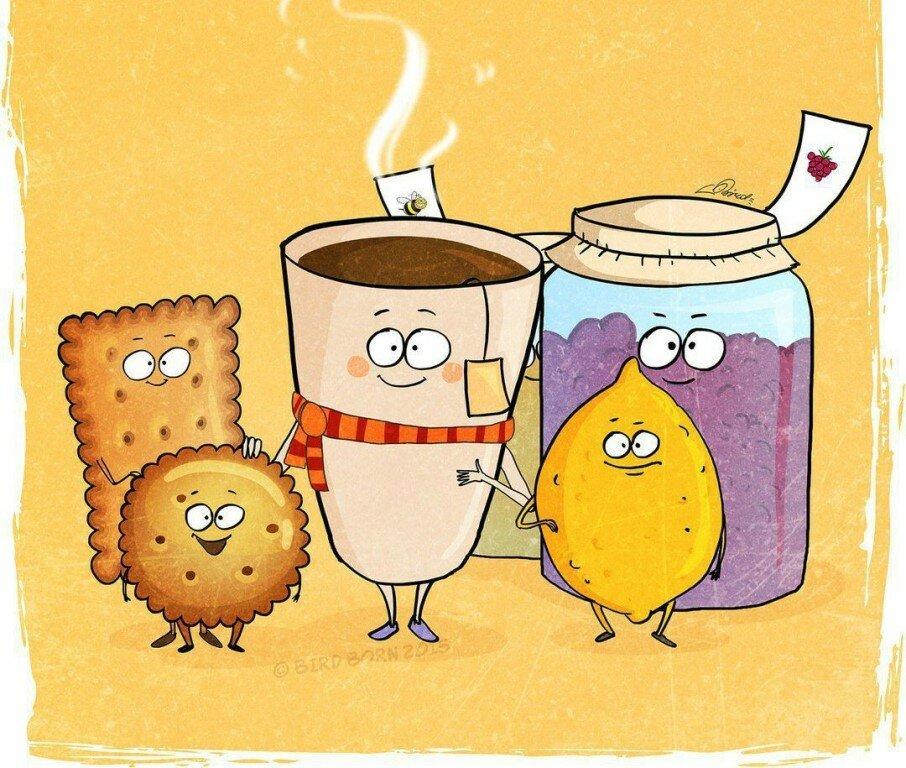 прикус прикольные картинки про чай и чаепитие прикольные синьяны идеальное