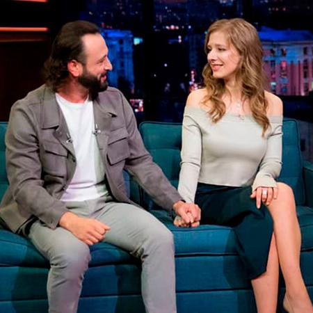 Илья Авербух прокомментировал слухи о свадьбе с Лизой Арзамасовой Звезды,Звездные пары