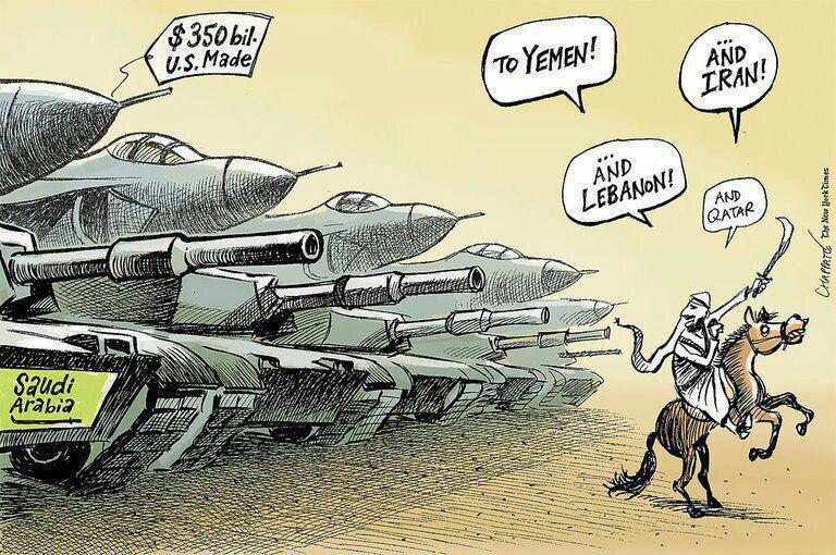 Контуры новой войны на Ближнем Востоке