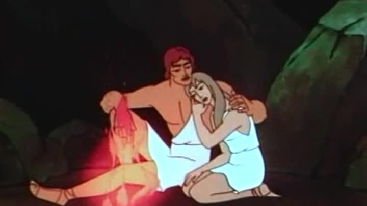 Легкая советская эротика в мультфильмах Александры Снежко-Блоцкой фото и видео