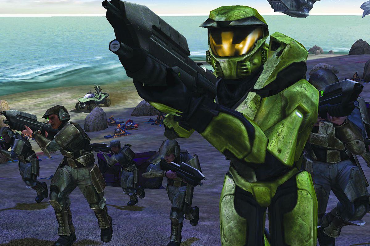 Релиз PC-версии легендарной Halo: Combat Evolved не за горами — опубликован первый тизер halo: combat evolved,pc,анонсы,Игры