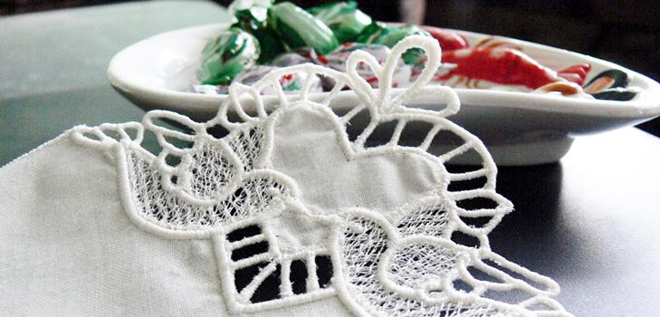 Вышивка ришелье — красивые идеи со схемами