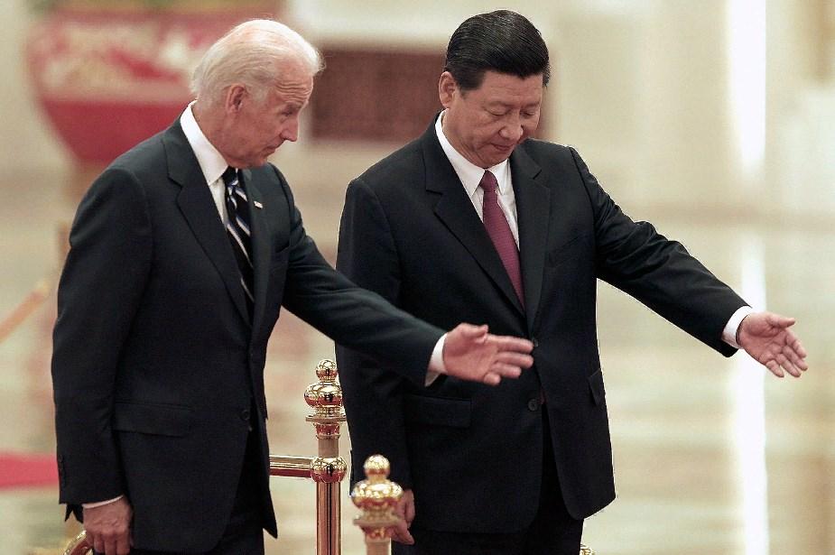 Китайский лидер послал президента США