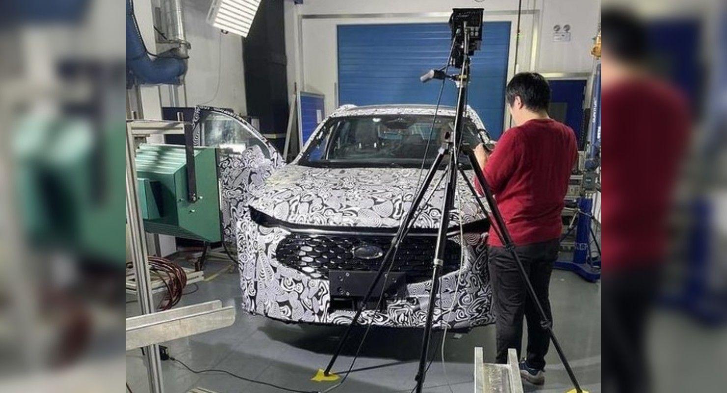 Новый кросс-универсал Ford Fusion Active показали на фото в Сети Автоновинки