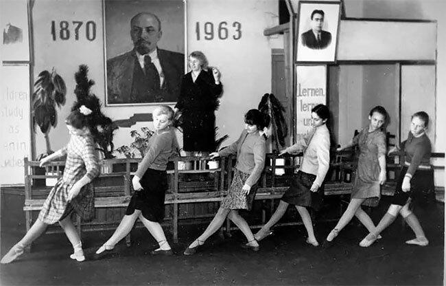 21. Урок танцев в СССР винтаж, интересно, исторические кадры, исторические фото, история, ретро фото, старые фото, фото