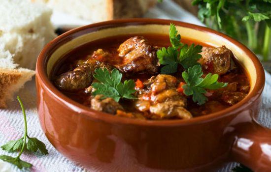 Индейка в горшочках рецепт с фото пошагово и видео
