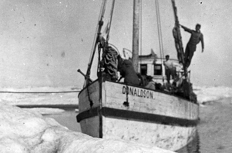 Ада Блэкджек: История женщины, в одиночку выжившей в Арктике Ада Блэкджек, арктика, интересно, история, познавательно, факты