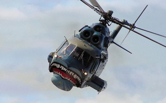 ВМФ России пополнит арсенал вертолетами-амфибиями