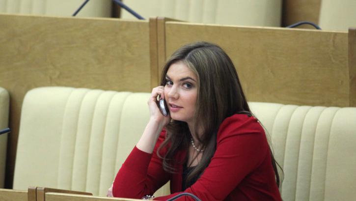 Алина Кабаева прямо намекнул…
