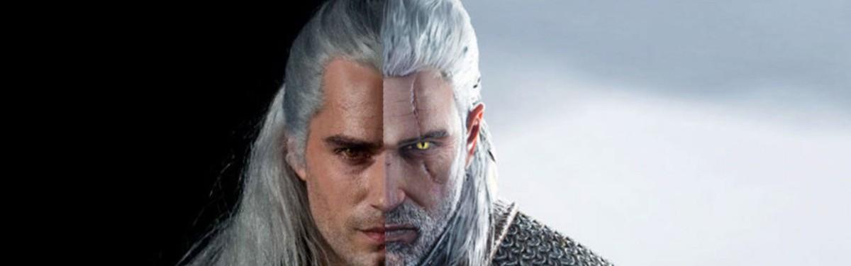 Сравнение сериала The Witcher 2019, игры The Witcher 3  и книжного цикла Ведьмак ч.1