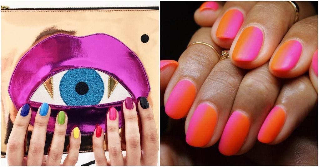 5 модных дизайнов Nail-Art, которые будут везде этим летом