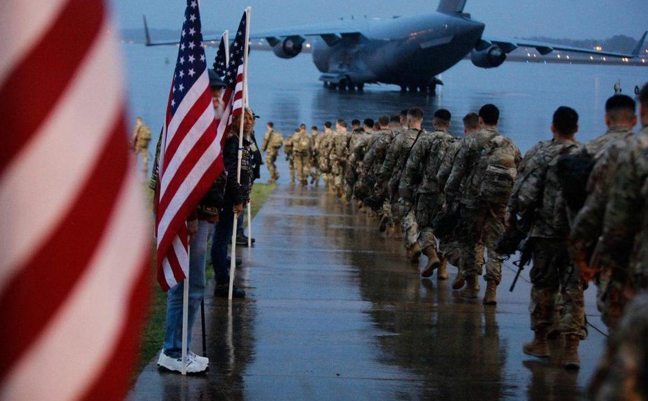 США может покинуть все военные базы на Ближнем Востоке