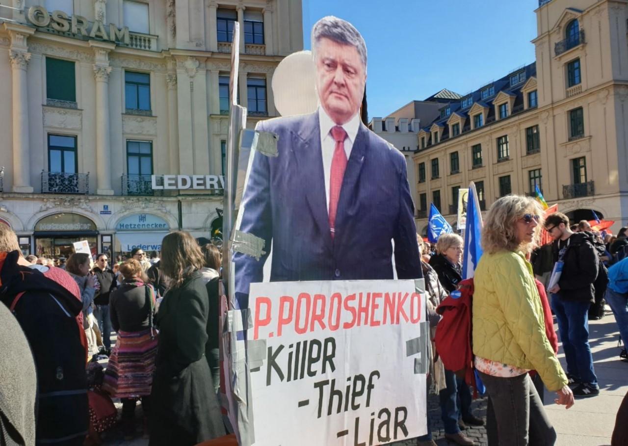 «Убийца, вор, лжец»: Порошенко досталась порция европейского внимания