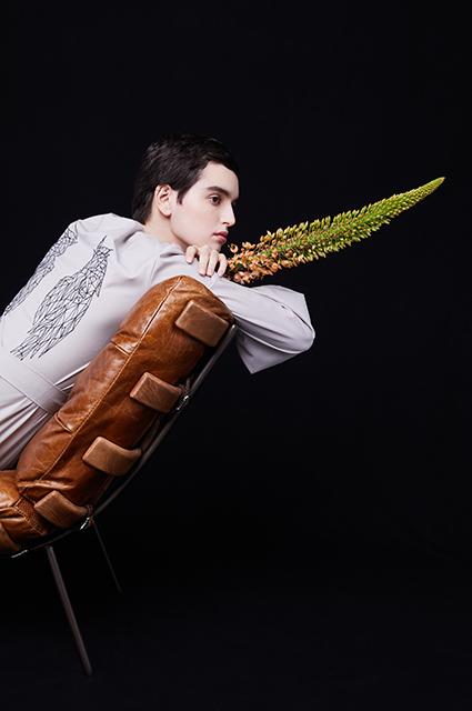 Кашемир, экопуховики и пэчворк: смотрим новые зимние лукбуки Лукбук