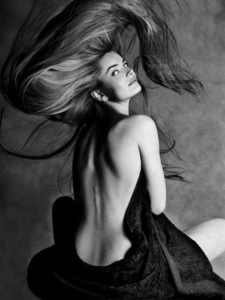 Черно-белое ню: идеальные женщины Марко Главиано