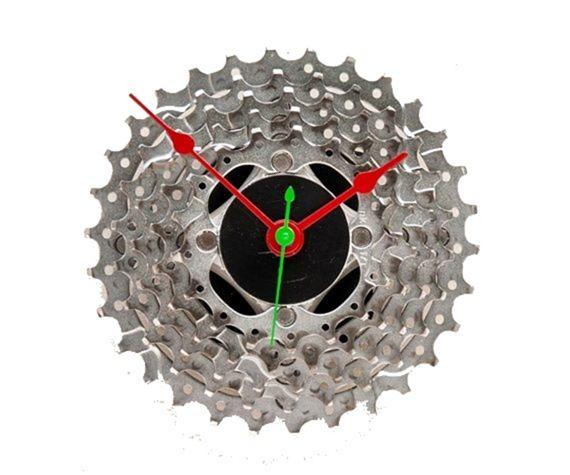 Необычные самодельные часы из мусора или моддинг часов