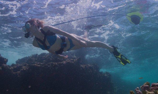Nemo – самая маленькая в мире система для подводного плавания