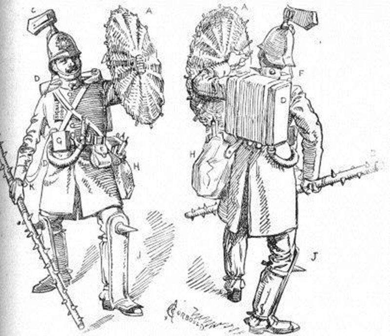 Полицейский будущего, версия 1886 года. история, классика, фото