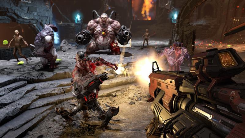 5 Вещей, которые вам нужно знать о Doom Eternal doom eternal,геймплнй,Игры,сюжет,Шутеры
