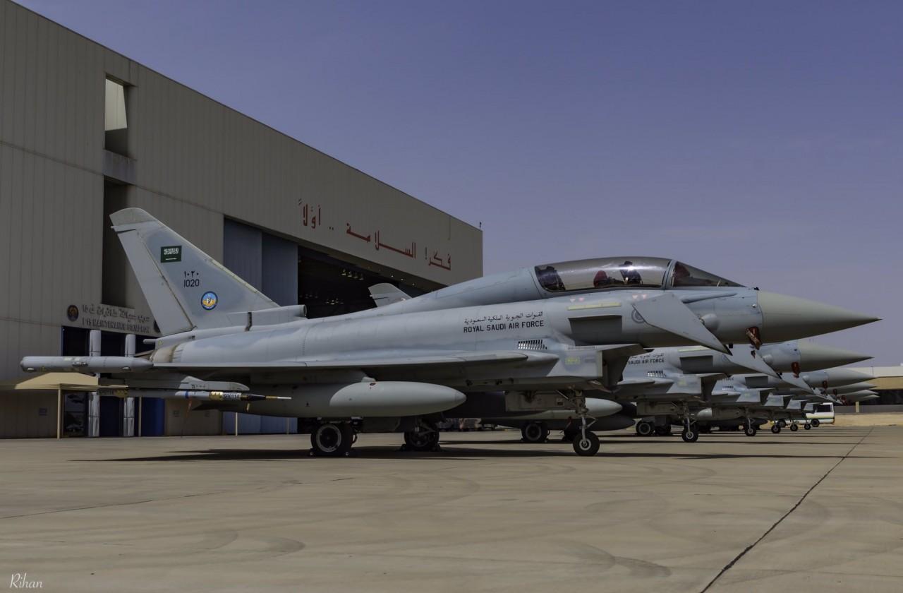 Саудовская Аравия подписала соглашение о приобретении еще 48 истребителей Eurofighter Typhoon