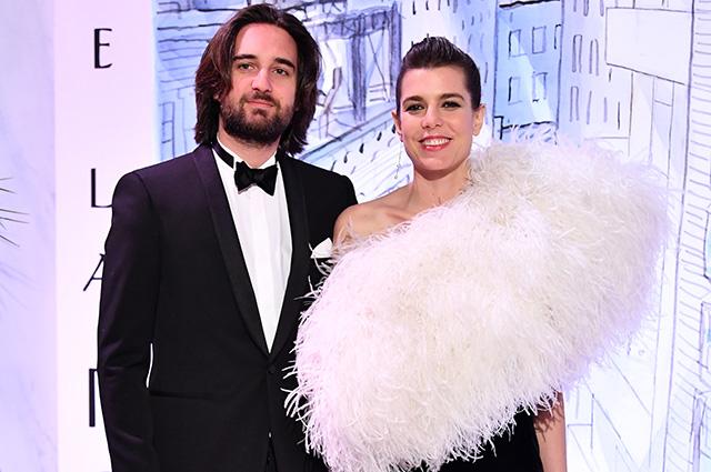 Шарлотта Казираги и Димитрий Рассам опровергли слухи о своем расставании звездные пары