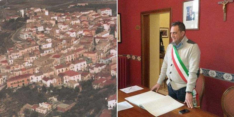 Кандела: Итальянский городок ищет жителей и всем им заплатят до 2 тысяч евро