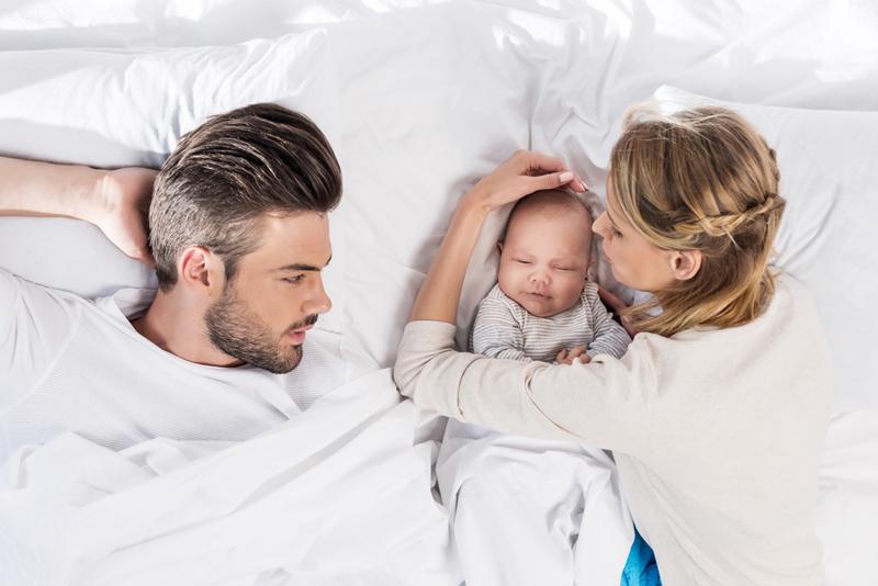 В Японии все дети спят с родителями!  Правильно ли это, как вам кажется?