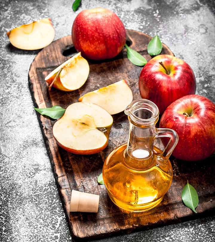 Как добиться чистой кожи с помощью яблочного уксуса?